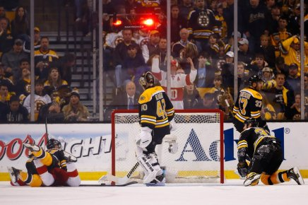 Game 1 Recap: Bruins Fall to Red Wings 1-0