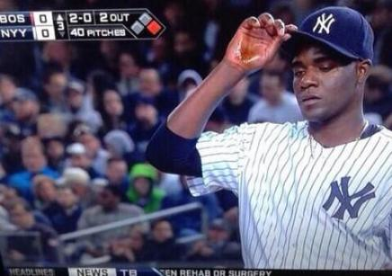 So, Michael Pineda Was Cheating…