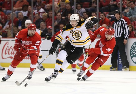 Bruins and Red Wings – Round One Matchup