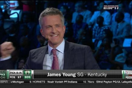 Bill Simmons Forgets He's on TV, Reminds the World He Loves theCeltics