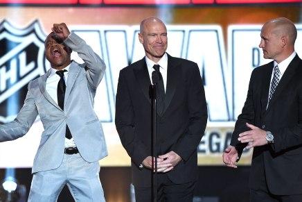 2014 NHL Awards: Lights, Camera, Awkward AcceptanceSpeeches