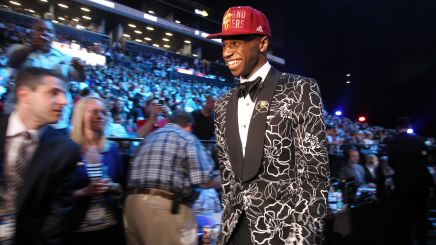 "The ""Could've Been F*@%ing Insane"" 2014 NBA Draft"