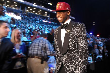 """The """"Could've Been F*@%ing Insane"""" 2014 NBADraft"""