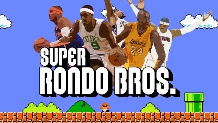 Super Rondo Bros.: Building a Team of Only Rondo'sBros