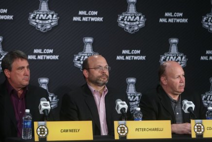 All Quiet on the Frontier; Bruins Distant from FreeAgency