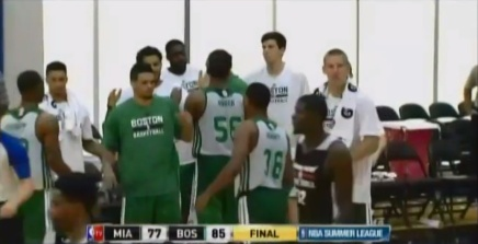 Summer League Highlights: Celtics 85, Heat 77