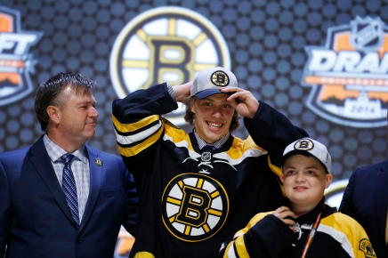Bruins Need to Find a Forward From Within