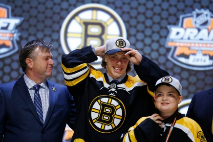 Bruins Need to Find a Forward FromWithin