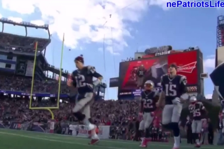 Wicked Awesome Pump Up Video to Get You Stoked for Patriots 2014 Season