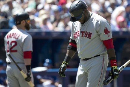 Don't Call it a Red Sox Comeback… Seriously Don't