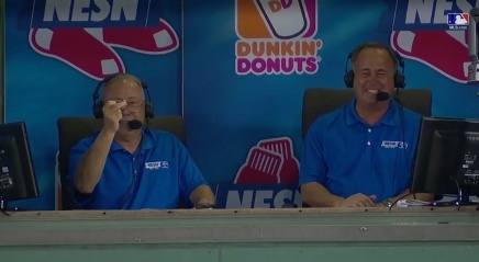 Jerry Remy Loses His Tooth While Don Orsillo Giggles Uncontrollably