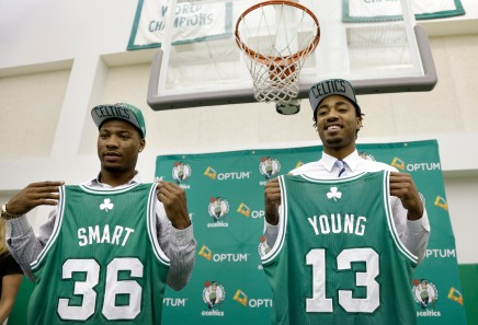 The Celtics' Rebuild