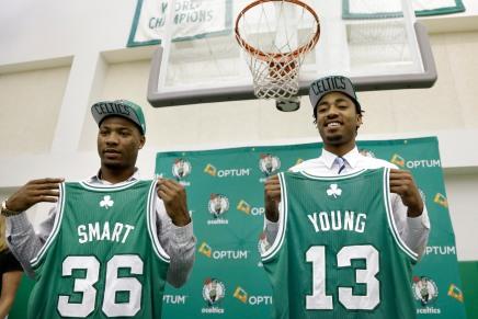The Celtics' Rebuild