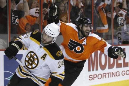 Simon Gagne Cannot Be Bruins TopPriority