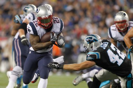 Don't Fumble Away Stevan Ridley