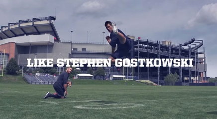 Stephen Gostkowski Shows You How to Sign Up for Yahoo Fantasy Football