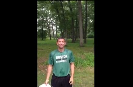 Brad Stevens Does ALS Ice Bucket Challenge, Proves Again He is the Man
