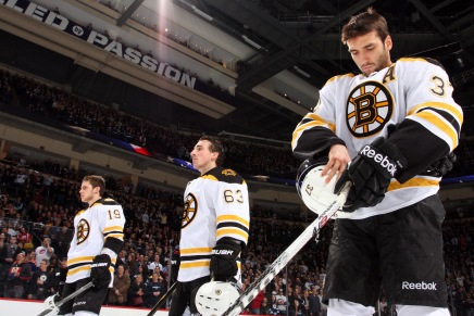 What to Expect From Bruins' TrainingCamp