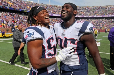 Patriots Make Up for Last Week, Beat Vikings 30-7