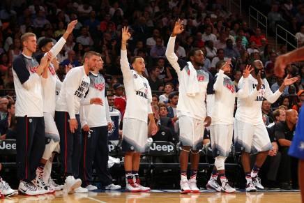 Casting the USA FIBA World Cup Team as Ocean's11